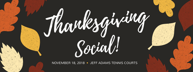 Thank goodness for Turkey Tennis!